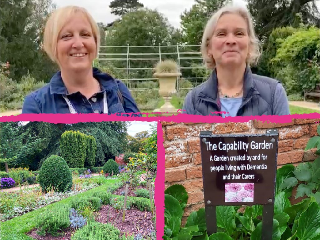 Our Derby City Rose Garden is hosting the Dementia Games Project