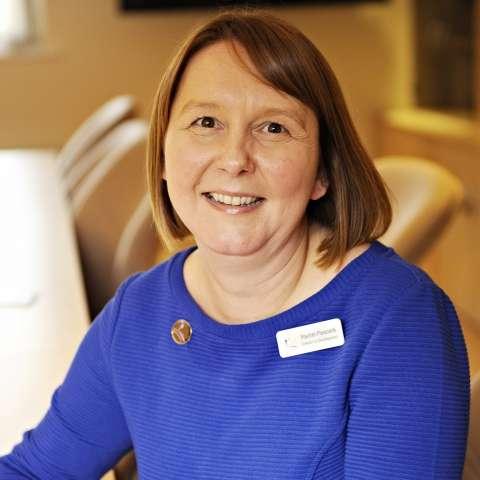 Rachel Peacock    CEO