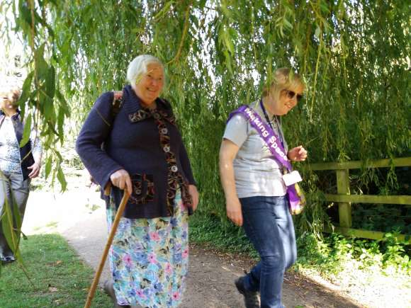 Dementia friendly days out in Oldham