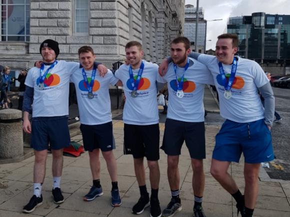 Liverpool Half Maraton Group