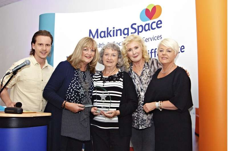 Gill's fundraising story