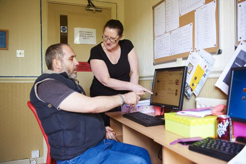 Our Psychological Wellbeing Service carries on supporting people during lockdown