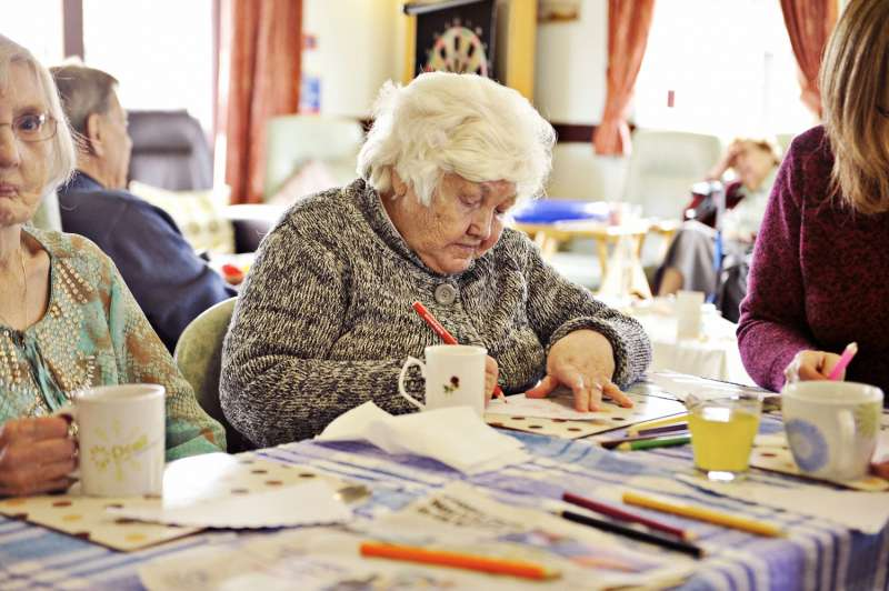 Services for older people